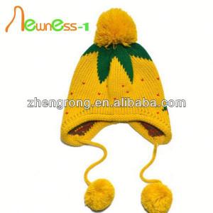 ... drôle. mignonnequalité jeunesse, minion bonnets crochet chapeaux