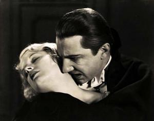 Bela Lugosi as Dracula (1931).