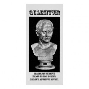 Cicero Gifts - Shirts, Posters, Art, & more Gift Ideas