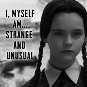 Wednesday Addams Quotes. QuotesGram