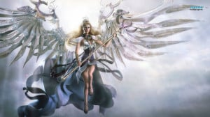 Angel Warrior Girl. Warrior Woman Quotes. View Original . [Updated on ...