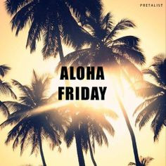 Hello Friday! #weekend