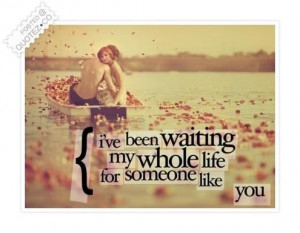 Waiting for someone quotes 4