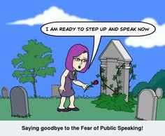 ... public speaking. public speaking, overcoming fear of public speaking