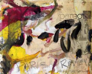 Willem de Kooning, Paris Review | ClampArt