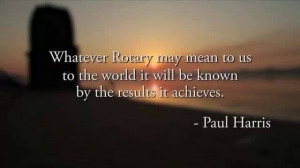 Paul Harris #quote