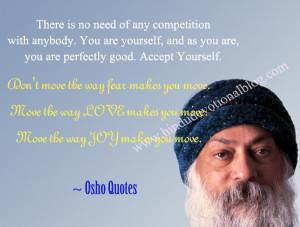 picture of inspirational osho quotes sayings