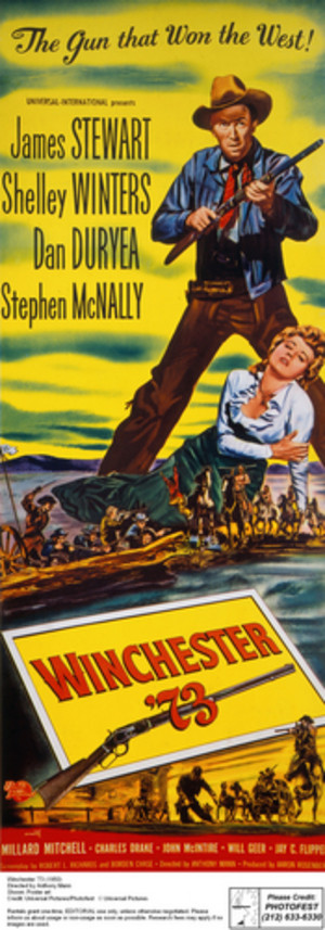 Jimmy Stewart Westerns From
