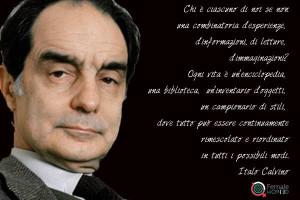 Italo Calvino nasceva oggi il pi grande scrittore del secondo