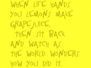 Funny Spongebob Quotes About Life: When Life Hands You Lemons ...