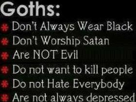 Goth Quotes Photo...