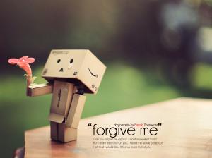 Forgive Me (image by: http://brenditaworks.deviantart.com)
