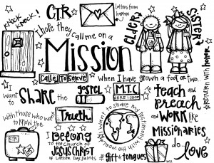 Missionaries Handout