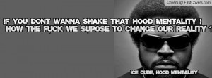 Ice Cube Profile Facebook Covers