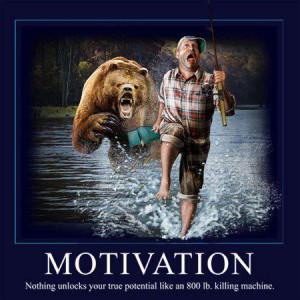 motivation everybody needs one