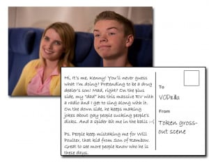 the millers promotional poster at the cinema could we re the millers ...