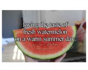 Yes! #summer #watermelon