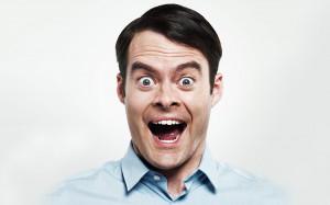 Bill Hader May Join Judd Apatow's 'Train Wreck'