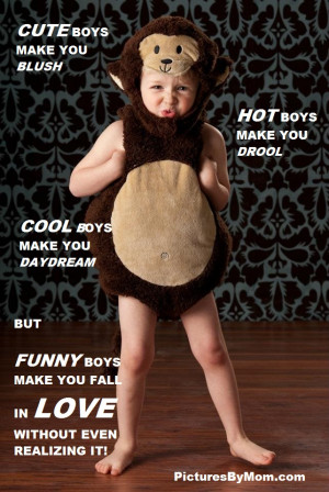 Funny and Inspirational Quotes about moms and family - funny boys make ...