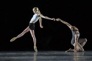 ... Mcgregor Infra, Ballet Early, Brian Maloney, Wayne Mcgregor, Sarah