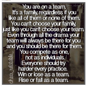 Famous Sports Quotes About Teamwork Teamwork sport