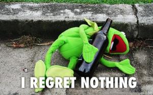 Pin on Muppets  |Kermit The Frog Meme Drinking Tea