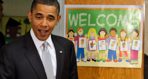 President Obama's report card on education policy
