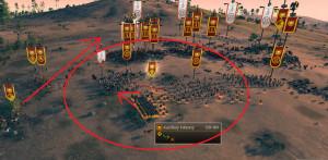 Ancient Roman Battle Formations