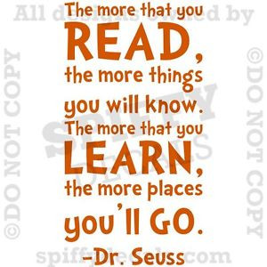 DR-SEUSS-THE-MORE-THAT-YOU-READ-YOU-KNOW-Quote-Vinyl-Wall-Decal-Decor ...