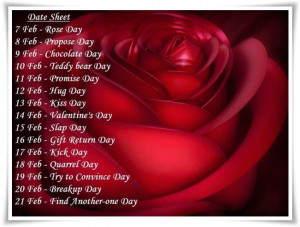 2015 Happy Valentines Week List HD Wallpapers Collection