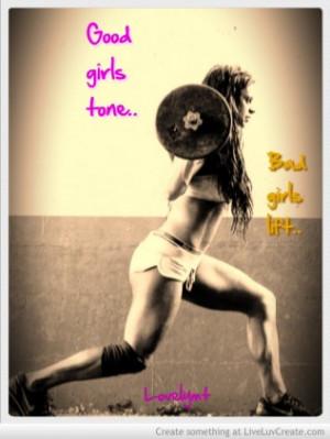 Good Girls Tonebad Girls Lift