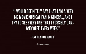 quote Jennifer Love Hewitt i would definitely say that i am 230267 png