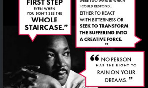 Five Infographics to Help Celebrate Martin Luther King, Jr.