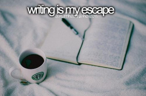 book, escape, quotes, text, true, writer, writing