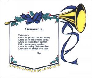 christmas poems, christmas poetry, poems for christmas, free christmas ...