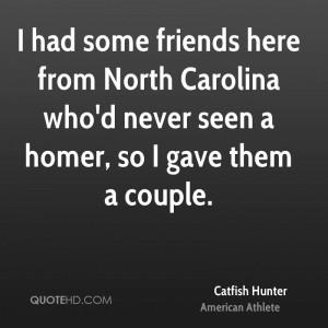 Catfish Hunter Quotes
