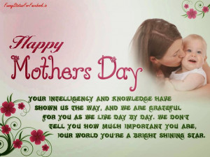 Happy Mothers Day Quotes Background