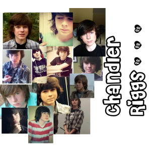 Chandler Riggs Collage