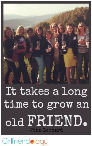 Who's Your Sister-Friend? | It takes a long time …