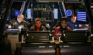 Red Dwarf' cast on new series, live audiences and the show's legacy