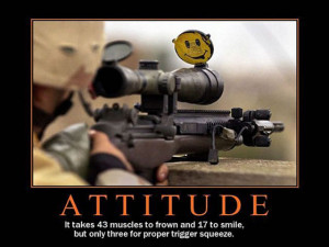 40 Funny Gun Motivational Posters