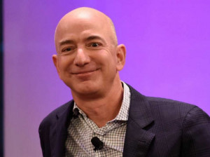 Michael Seto/Business Insider Amazon CEO Jeff Bezos. Amazon reported ...
