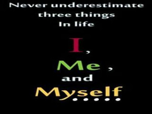 Me Myself Quotes http://www.searchquotes.com/Richie_/quotes/on/Self ...