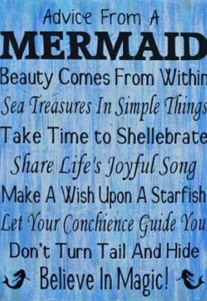mermaid quotes