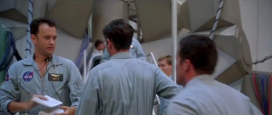 Tom Hanks as Jim Lovell in Apollo 13 (1995)