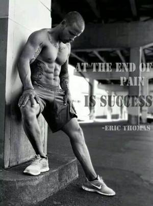 Love Eric Thomas quotes