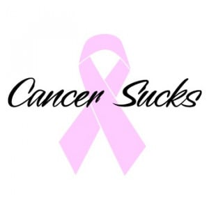 Hate Cancer..