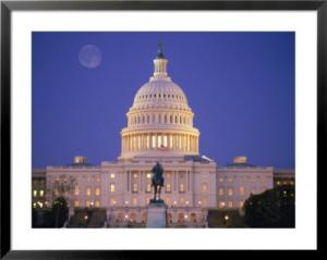 United States Capitol Rotunda Dome