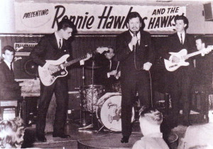 ... Levon Helm...Ronnie Hawkins..Robbie Robertson..Garth Hudson