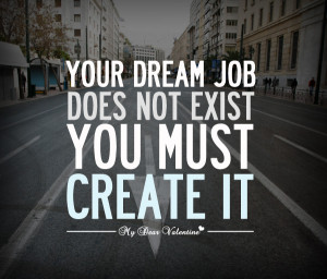 life-quotes-Your-dream-job